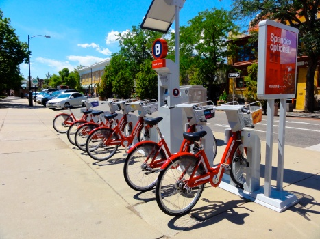 Boulder Colorado's Public Bike Rentals