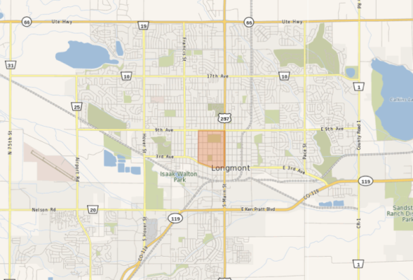 Best Neighborhoods In Longmont Colorado
